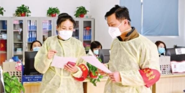 把病人当做家人 这样就又有劲了 4名武汉基层党员用行动诠释战疫作风
