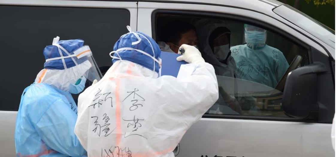 军队新近承担救治任务的两所医院全部投入使用 参照火神山医院模式运行