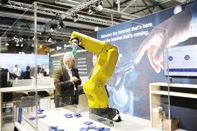 """""""互联世界""""物联网大会在德国柏林举行"""