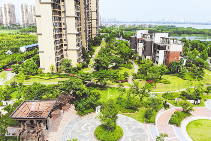 武汉2020园林式小区评选启动