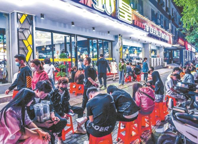 部分景区接待量创新高 五一假期武汉展现吸客魅力