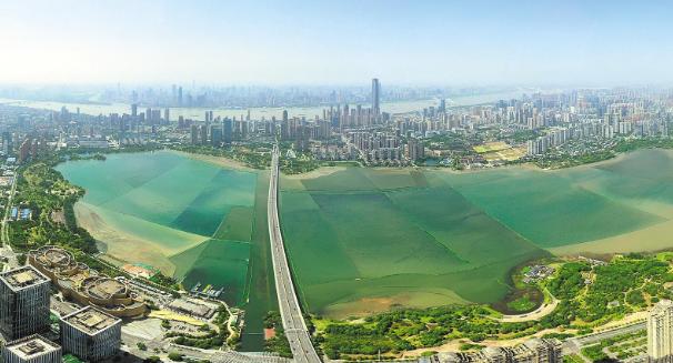 重点推进三湖三河 武汉同步实施119项水环境治理工程